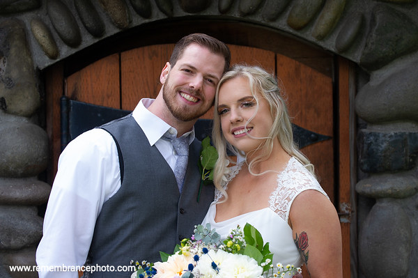 Miranda & Ryan,  Castle Rock WA, Sept. 28
