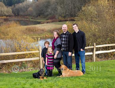Carter/Baldwin Family