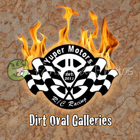 Dirt Oval Track