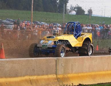 Grange 2007 - Mud Racing