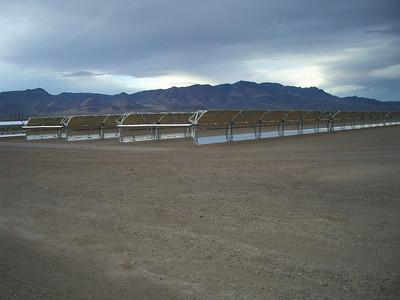 Nevada Solar Pics