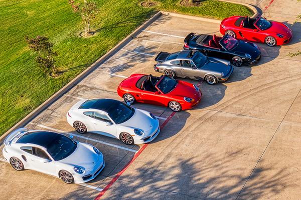Car Club - Porsche