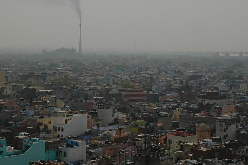 Delhi: skyline