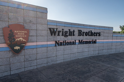 2019 Wright Brothers National Memorial - NC