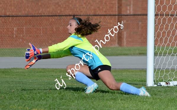Ballard vs North Bullitt Girls Soccer