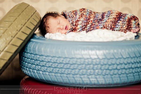 Rhett 5 Days Old