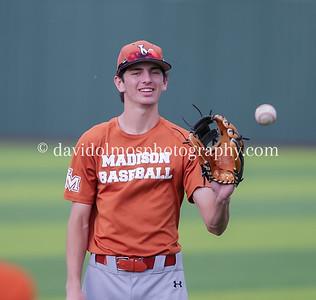 Varsity Baseball vs Reagan 04219