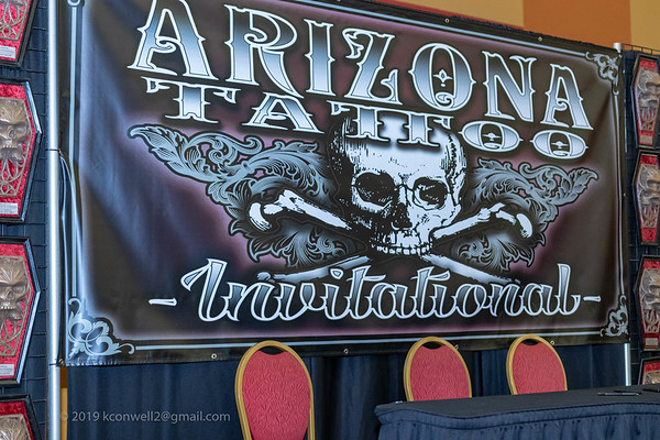 Az. Tattoo Invitational 2019