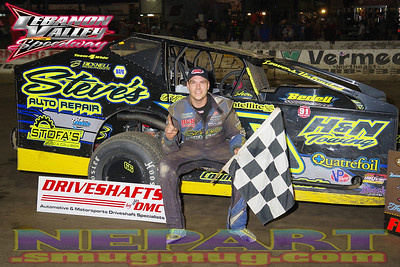 Lebanon Valley Speedway - 8/7/21 - Mark Brown