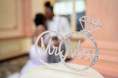 Crystal + Allen Wedding 2020