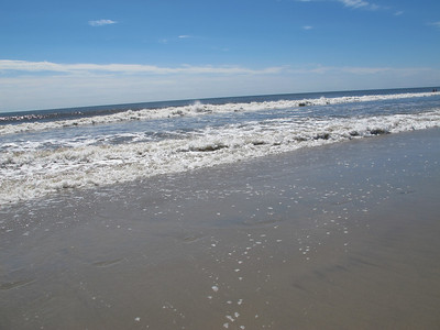 NY, last day of school, Comicon and Ocean City revisited (Aug 2011)