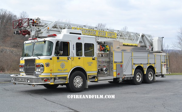 Slatington Fire Department - April 2011