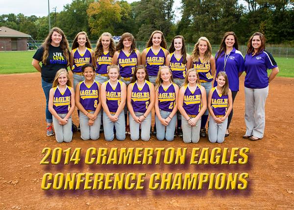 2014 Cramerton Team Photos