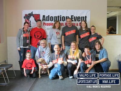 Lakeshore PAWS Adoption Event February 22, 2014