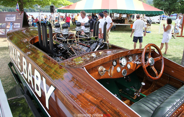 Hammondsport Antique Boat Show 2016