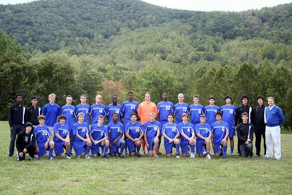 V Soccer Team