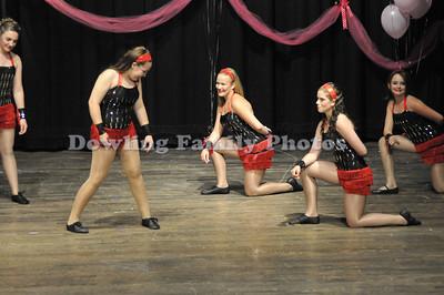 Puttin On The Ritz Dance Recital