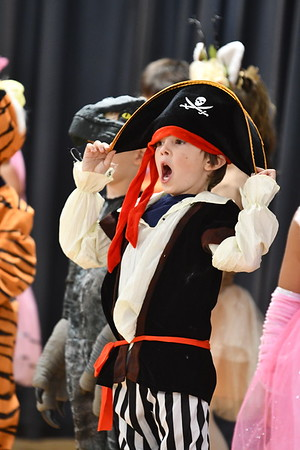 Kindergarten Halloween Program