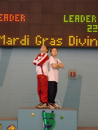 Mardi Gras Dive Meet
