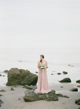 Editorial-Beach Inspired Wedding