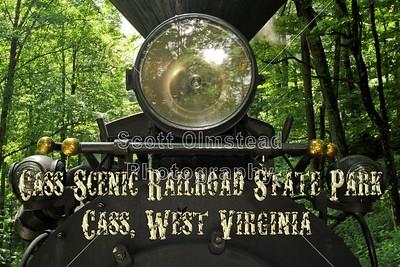 Cass Railroad, West Virginia