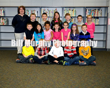 2012 - 2013 Sharpe Elementary Class Groups, January 22, 2013.