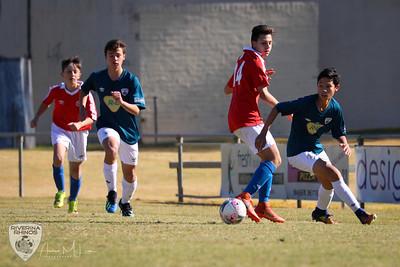 Rhino 14s v Canberra FC