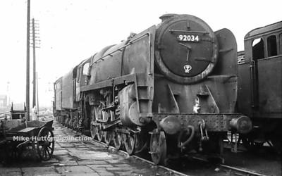 92030-92041 Built 1954 Crewe