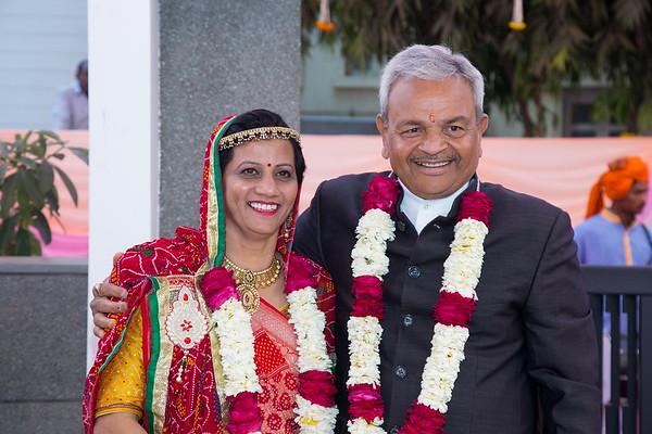 Sodhan & Rushika  Manglik Vidhi