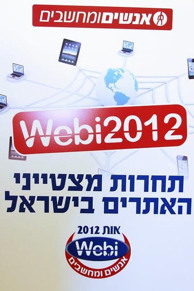 WEBI 2012