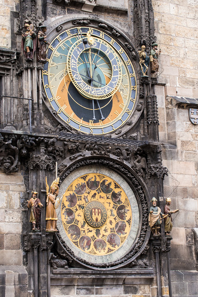 Astronomical Clock, Old Square, Prague