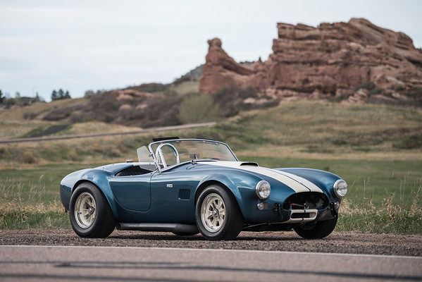Real 1964 Shelby Cobra 289