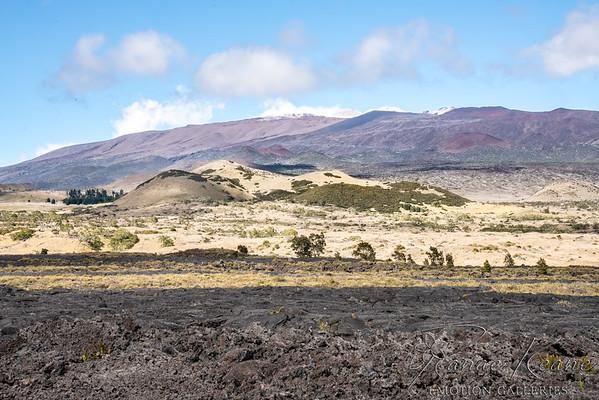 Mauna Kea Hawaii Volcano