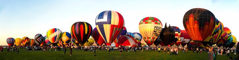 Alburquerque Ballon Festival