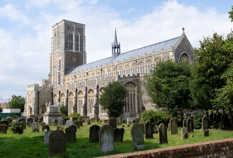 St Edmund's Church, Southwold, Suffolk