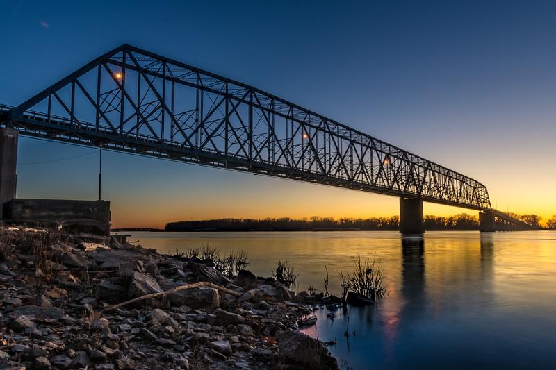 Quincy Memorial Bridge
