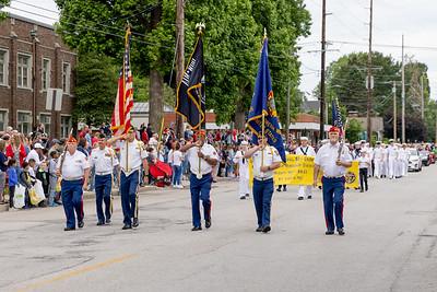 Alton's 154th Memorial Day Parade