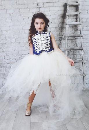 Stella Mccartney Kids - Military Fashion - Dani Geddes