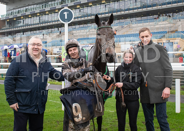 Doncaster Races - Tue 14 January 2020