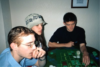 Roulette Players - 2