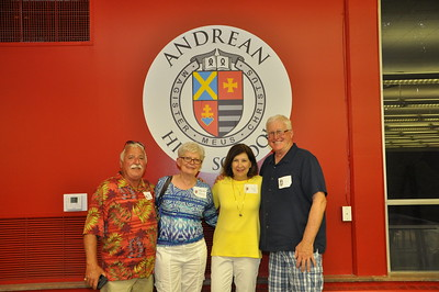 Andrean High School - Class of  '65 - 50th Reunion