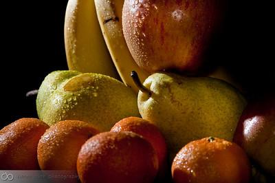 Fruit Still Life - December 2009