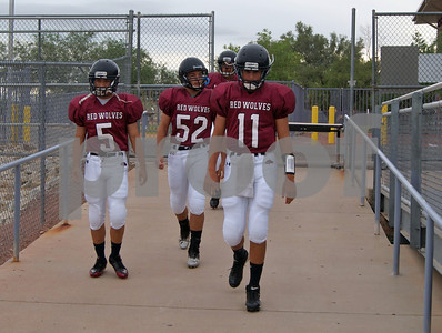 2012 Walden Grove 1st game