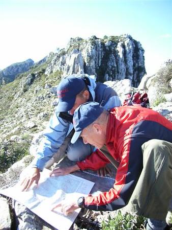 Ferrer to Bandoleros navigation.