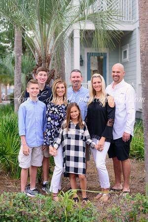 The Frazier family  |  Seacrest Beach