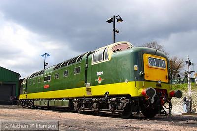 2013 - Mid Hants Railway