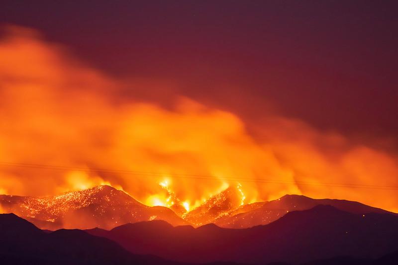Arizona Wildfires 2020