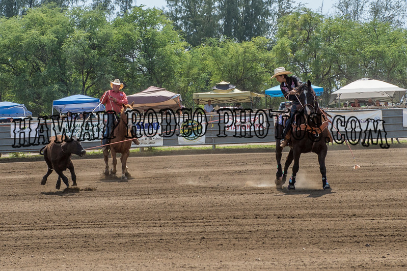 13 and under ROPING
