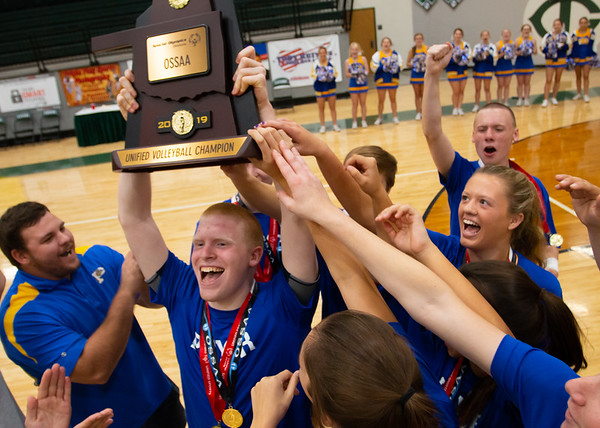 UNIFIED VOLLEYBALL STATE CHAMPIONS