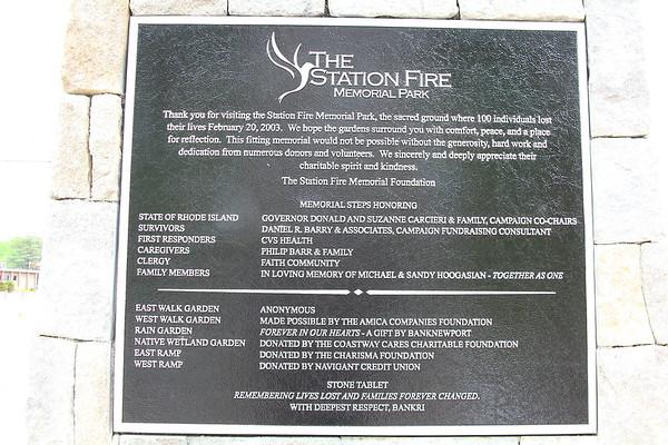 Rhode Island Station Night Club Memorial